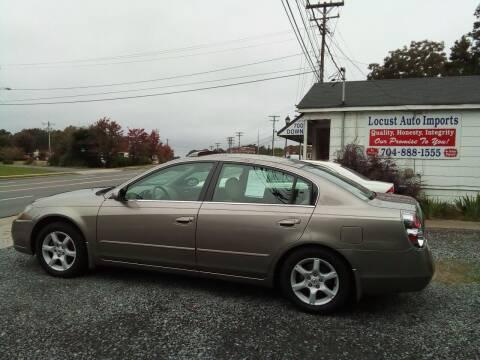 2005 Nissan Altima for sale at Locust Auto Imports in Locust NC