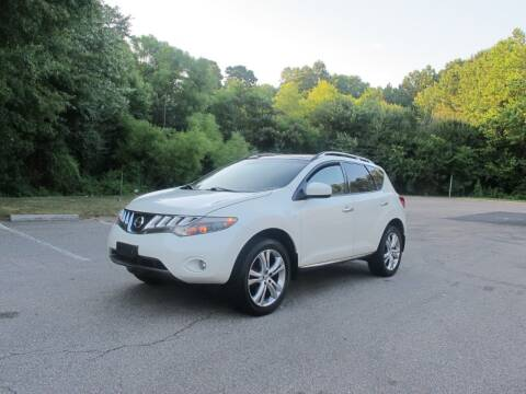 2009 Nissan Murano for sale at Best Import Auto Sales Inc. in Raleigh NC