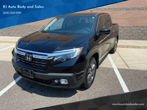 2020 Honda Ridgeline for sale at KI Auto Body and Sales in Lino Lakes MN