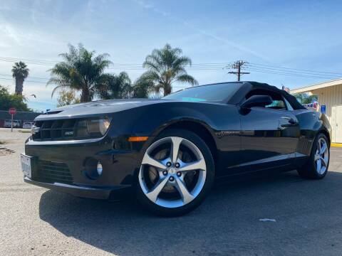 2011 Chevrolet Camaro for sale at Imports Auto Outlet in Spring Valley CA