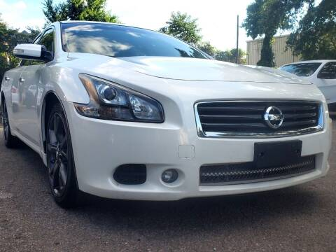 2013 Nissan Maxima for sale at Wheel Deal Auto Sales LLC in Norfolk VA