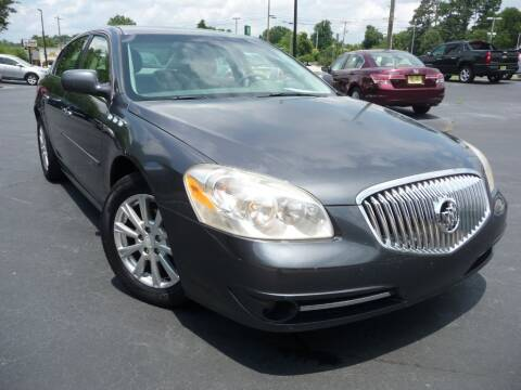 2011 Buick Lucerne for sale at Wade Hampton Auto Mart in Greer SC