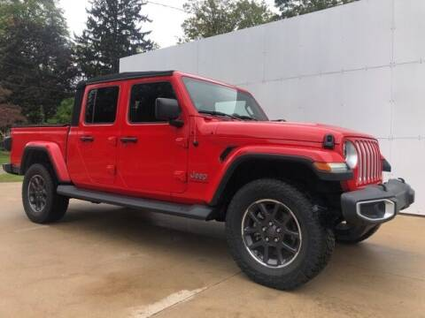 2020 Jeep Gladiator for sale at DEUR-SPEET MOTORS in Fremont MI