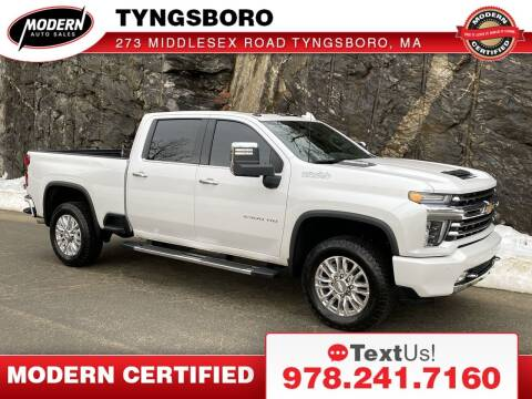2020 Chevrolet Silverado 2500HD for sale at Modern Auto Sales in Tyngsboro MA