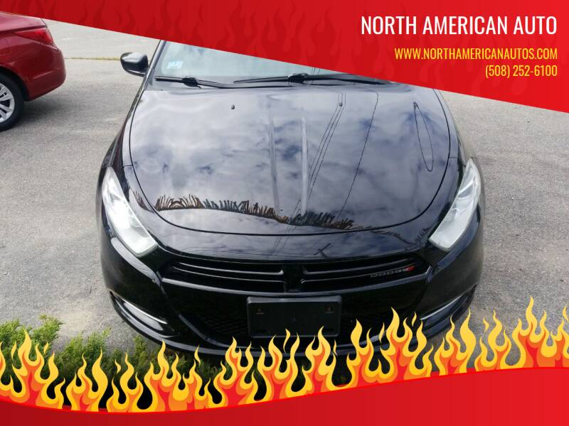 2014 Dodge Dart for sale at North American Auto in Rehoboth MA