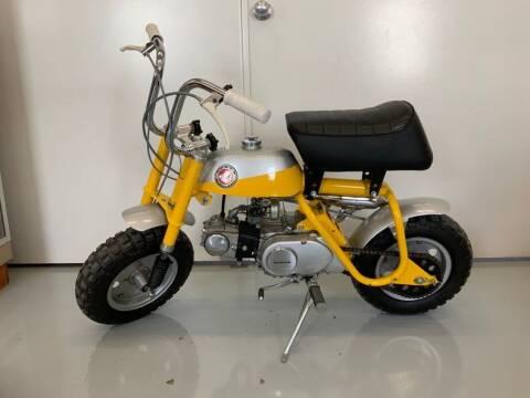 1968 Honda Z50 for sale at STREET DREAMS TEXAS in Fredericksburg TX
