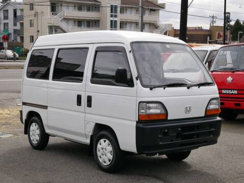 1995 Honda Acty Van for sale at JDM Car & Motorcycle LLC in Seattle WA