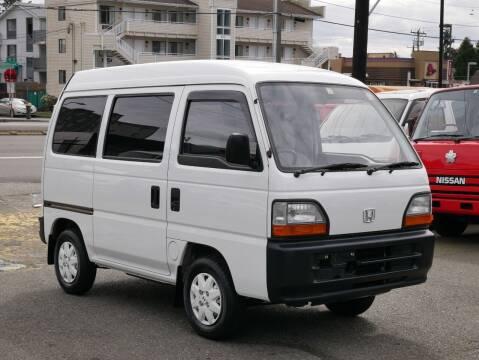 1995 Honda Acty Van for sale at JDM Car & Motorcycle LLC in Seattle WA