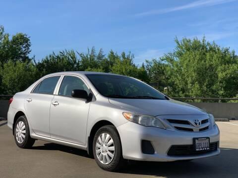 2011 Toyota Corolla for sale at AutoAffari LLC in Sacramento CA