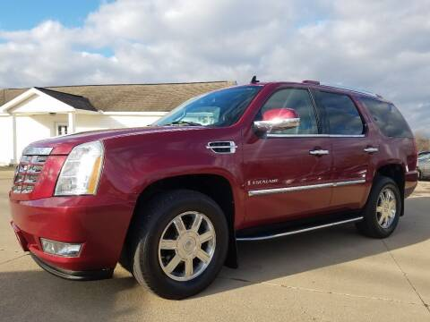 2007 Cadillac Escalade for sale at CarNation Auto Group in Alliance OH