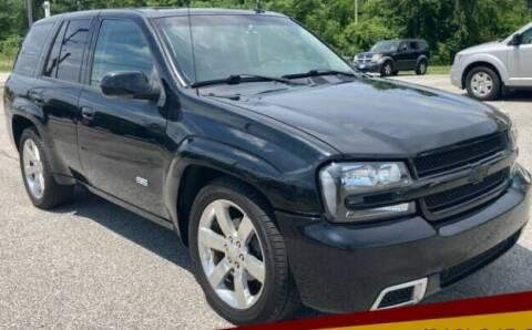 2008 Chevrolet TrailBlazer for sale at JacksonvilleMotorMall.com in Jacksonville FL