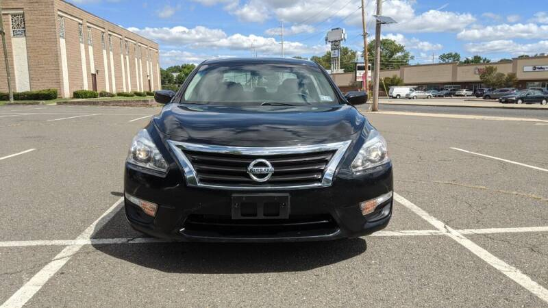 2014 Nissan Altima for sale at Shah Motors LLC in Paterson NJ