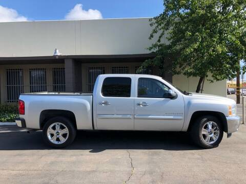 2012 Chevrolet Silverado 1500 for sale at AllanteAuto.com in Santa Ana CA