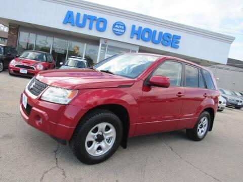 2012 Suzuki Grand Vitara for sale at Auto House Motors in Downers Grove IL