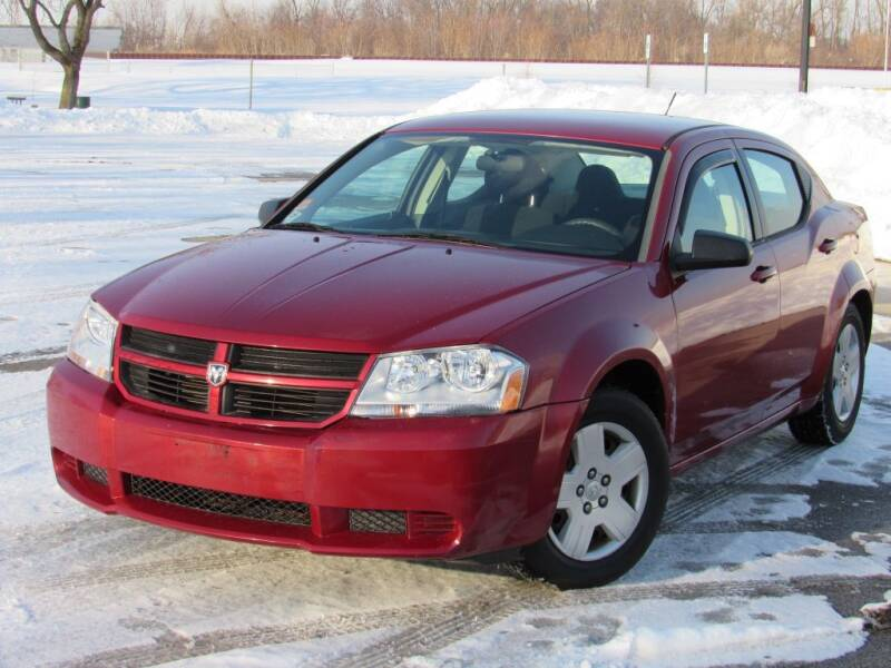 2009 Dodge Avenger for sale at Highland Luxury in Highland IN