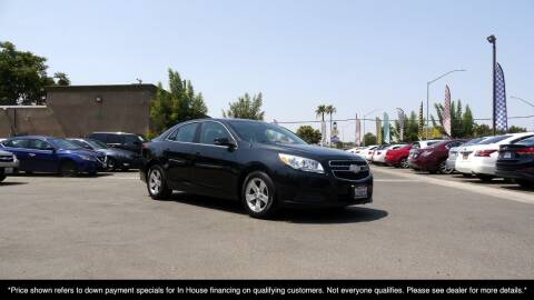 2013 Chevrolet Malibu for sale at Westland Auto Sales on 7th in Fresno CA