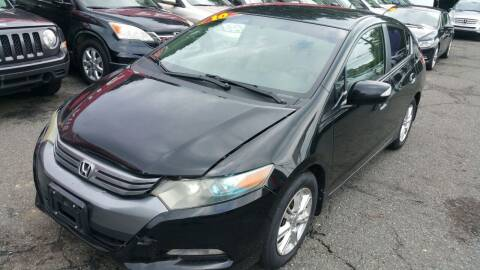 2010 Honda Insight for sale at Ace Auto Brokers in Charlotte NC