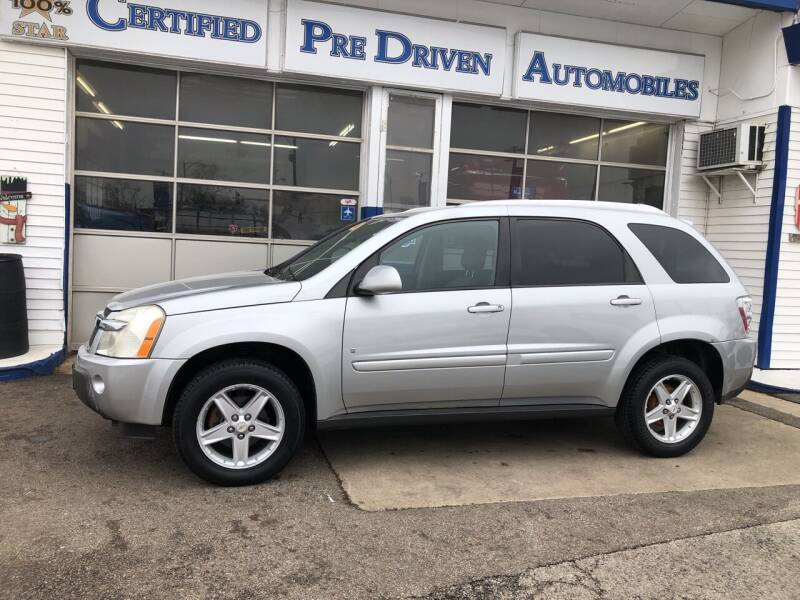 2006 Chevrolet Equinox for sale at Jack E. Stewart's Northwest Auto Sales, Inc. in Chicago IL