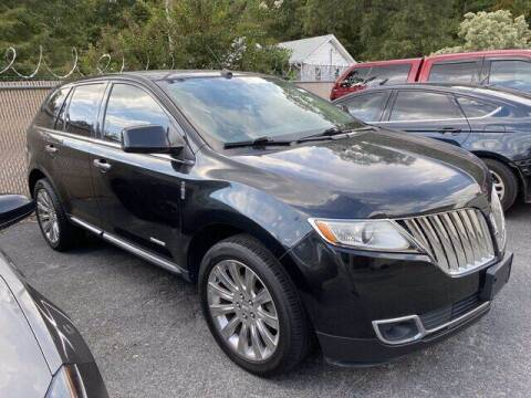2011 Lincoln MKX for sale at CBS Quality Cars in Durham NC
