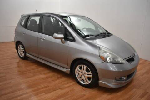 2007 Honda Fit for sale at Paris Motors Inc in Grand Rapids MI