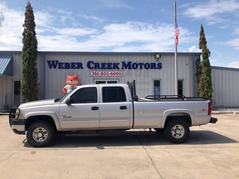 2006 Chevrolet Silverado 2500HD for sale at Weber Creek Motors in Corpus Christi TX