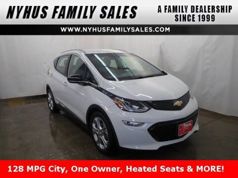 2017 Chevrolet Bolt EV for sale at Nyhus Family Sales in Perham MN