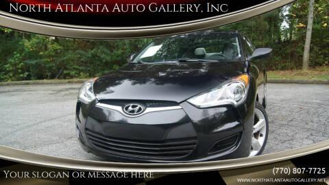2014 Hyundai Veloster for sale at North Atlanta Auto Gallery, Inc in Alpharetta GA