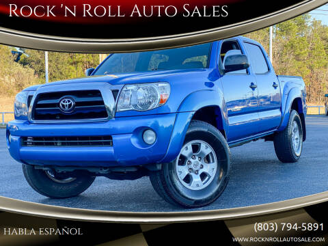 2007 Toyota Tacoma for sale at Rock 'n Roll Auto Sales in West Columbia SC