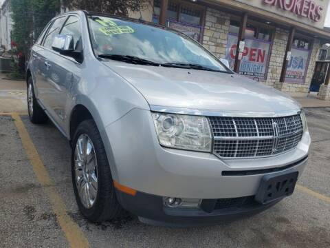 2010 Lincoln MKX for sale at USA Auto Brokers in Houston TX