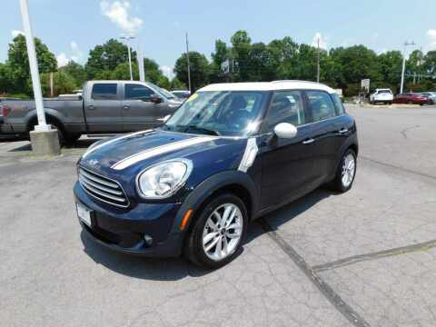 2011 MINI Cooper Countryman for sale at Paniagua Auto Mall in Dalton GA