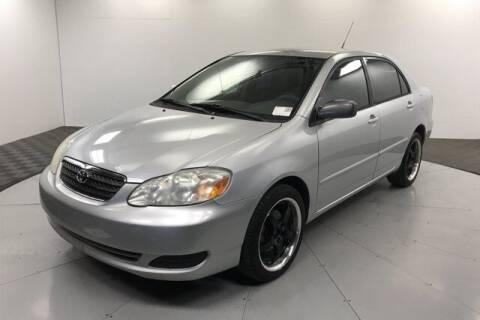 2007 Toyota Corolla for sale at Stephen Wade Pre-Owned Supercenter in Saint George UT