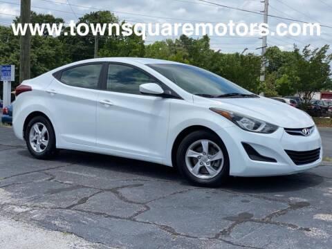 2015 Hyundai Elantra for sale at Town Square Motors in Lawrenceville GA