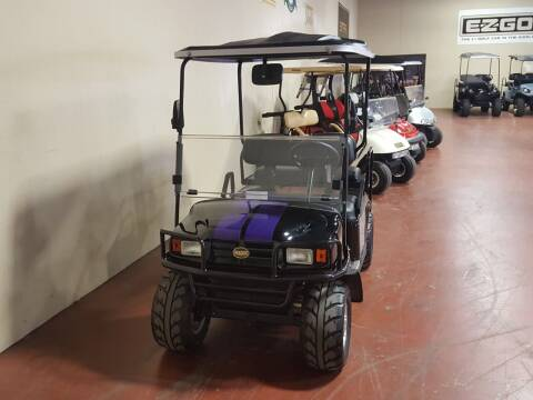 2009 EZGO ST Sport for sale at ADVENTURE GOLF CARS in Southlake TX