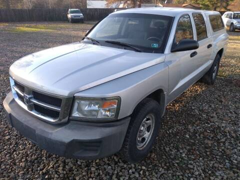 2008 Dodge Dakota for sale at Seneca Motors, Inc. (Seneca PA) in Seneca PA