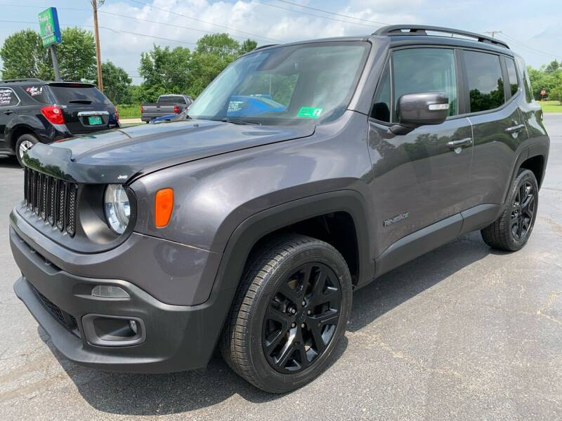 2016 Jeep Renegade for sale at FREDDY'S BIG LOT in Delaware OH