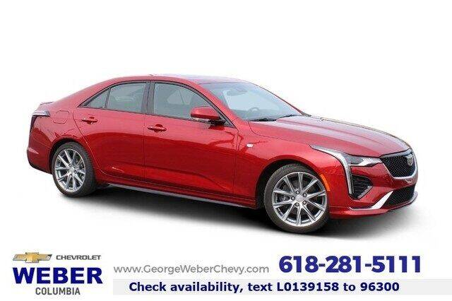 2020 Cadillac CT4 for sale in Columbia, IL