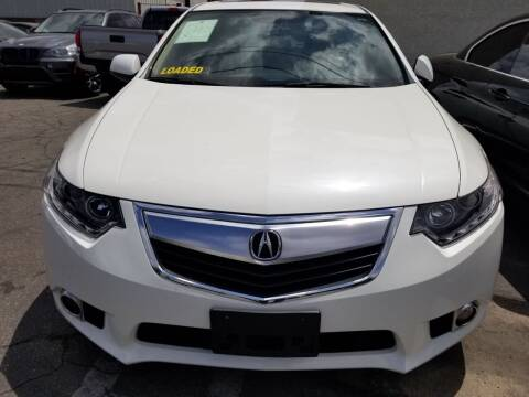 2014 Acura TSX for sale at Ournextcar/Ramirez Auto Sales in Downey CA