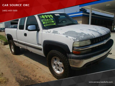 2000 Chevrolet Silverado 1500 for sale at Car One in Warr Acres OK