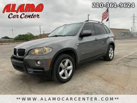 2008 BMW X5 for sale at Alamo Car Center in San Antonio TX