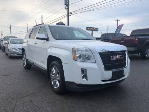 2015 GMC Terrain for sale at Instant Auto Sales in Chillicothe OH