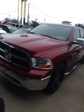 2012 RAM Ram Pickup 1500 for sale at Auto Limits in Irving TX
