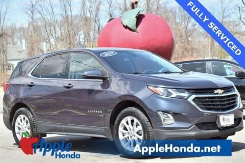 2019 Chevrolet Equinox for sale at APPLE HONDA in Riverhead NY