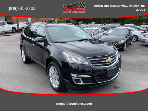 2015 Chevrolet Traverse for sale at Complete Auto Center , Inc in Raleigh NC
