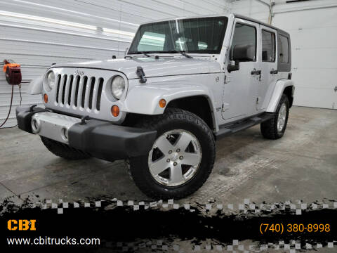 2009 Jeep Wrangler Unlimited for sale at CBI in Logan OH