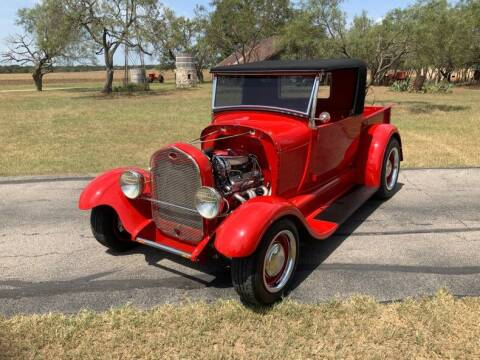 1929 Ford Model A for sale at STREET DREAMS TEXAS in Fredericksburg TX
