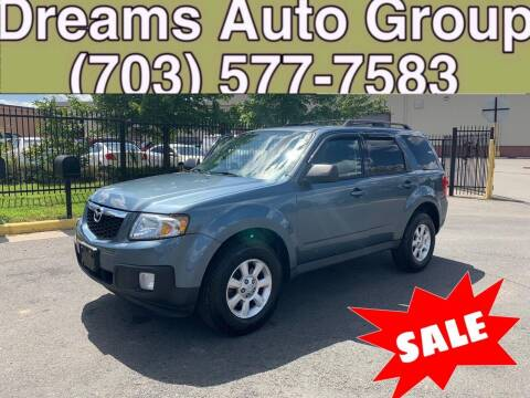 2010 Mazda Tribute for sale at Dreams Auto Group LLC in Sterling VA