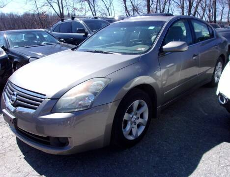 2008 Nissan Altima for sale at Top Line Import of Methuen in Methuen MA