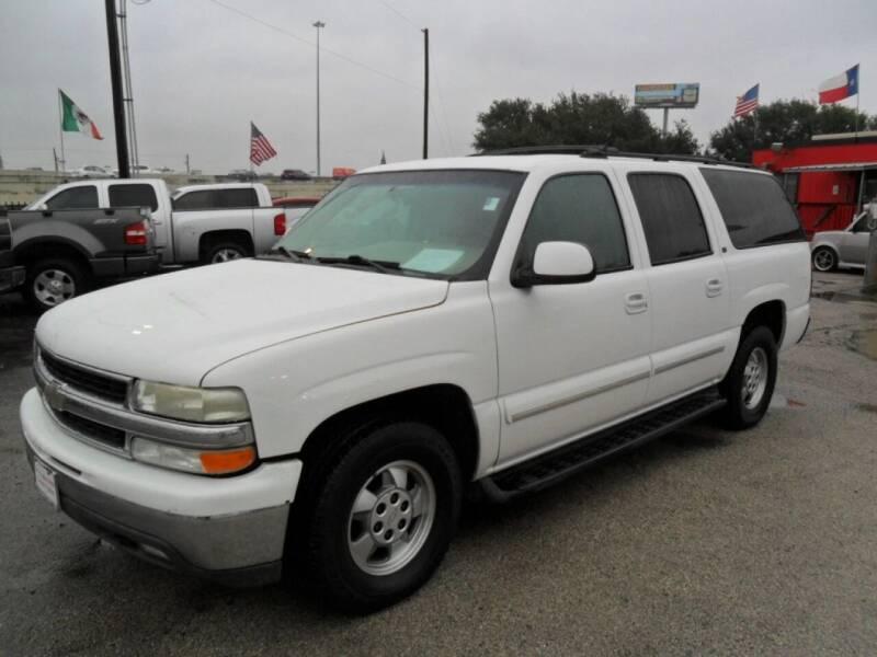 2003 Chevrolet Suburban for sale at Talisman Motor City in Houston TX