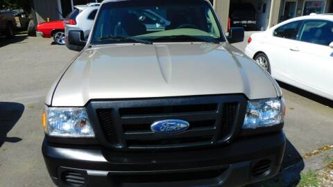 2008 Ford Ranger for sale at M & M Auto Sales LLc in Olympia WA