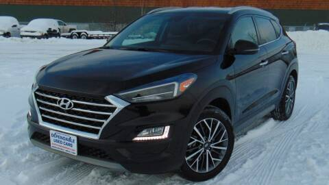 2019 Hyundai Tucson for sale at Dependable Used Cars in Anchorage AK